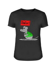 T-Shirt Modern Style schwarz